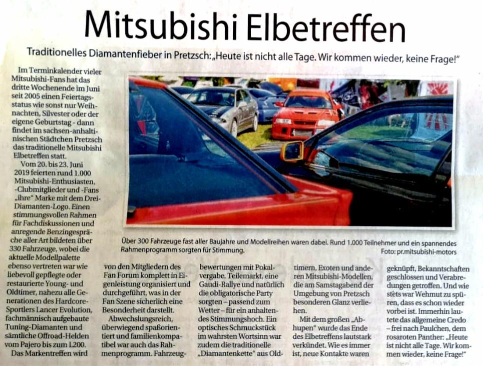 Zeitungsartikel - Der Weseler